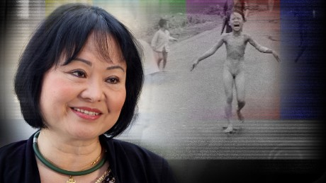 Rewind: Where are they now? A photographer captured Kim Phuc after a napalm attack hurt her in South Vietnam. Now - decades later - she preaches forgiveness.