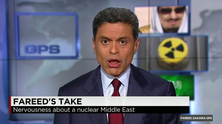 Fareed's Take: A Saudi nuclear weapon?