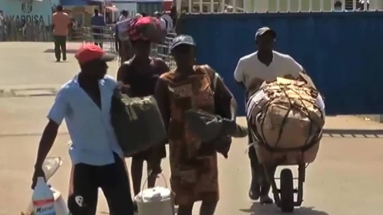 Haitians face deportation from Dominican Republic