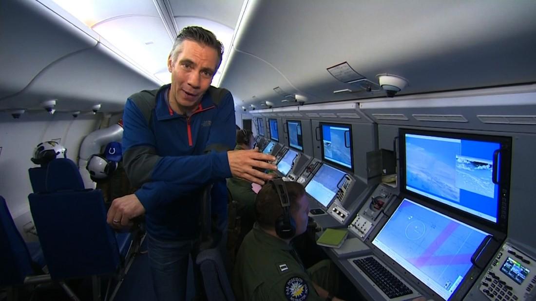 Sotu Behind Scenes >> EXCLUSIVE: Inside a U.S. spy plane - CNN Video