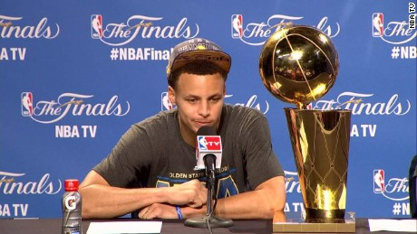 Golden State Warriors NBA champions after downing Cavs - CNN
