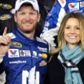 RESTRICTED Dale Earnhardt Jr. engaged