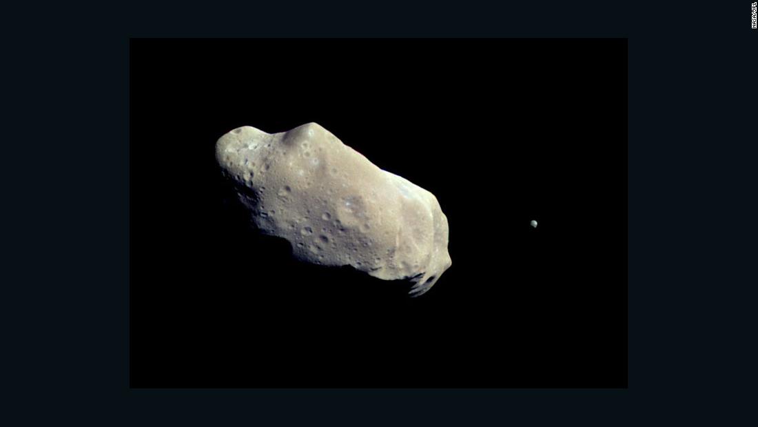 cnn asteroid - photo #23