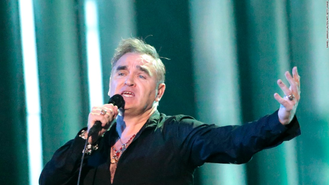 "When UK Prime Minister David Cameron, leader of the Conservative Party, proclaimed his love for '90s alternative indie rockers The Smiths, former lead singer and long-time vegetarian Morrissey wrote a <a href=""http://true-to-you.net/morrissey_news_101204_01"" target=""_blank"">diatribe</a> on his website attacking the politician for fox hunting. Earlier, former bandmate, Johnny Marr, <a href=""http://www.bbc.co.uk/news/uk-politics-21509772"" target=""_blank"">forbade</a> Cameron to like band."