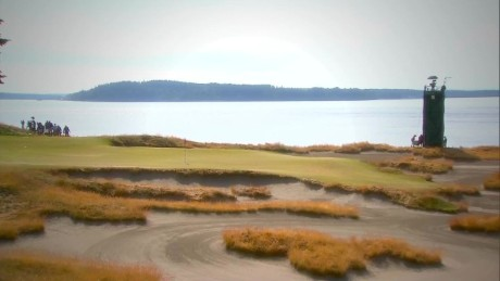 Chambers Bay Golf Course Snell pkg_00014421