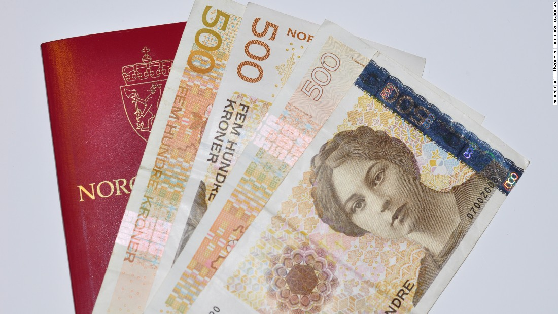 Sigrid Undset, who won the Nobel Prize in Literature in 1928, is featured on Norway's 500-krone note.