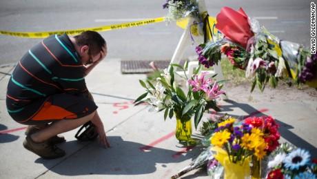 Reactions to Charleston church shooting