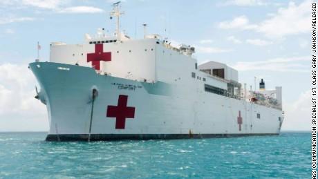 US military sends ships, aircraft to Puerto Rico