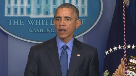 Obama quotes MLK in wake of Charleston shooting