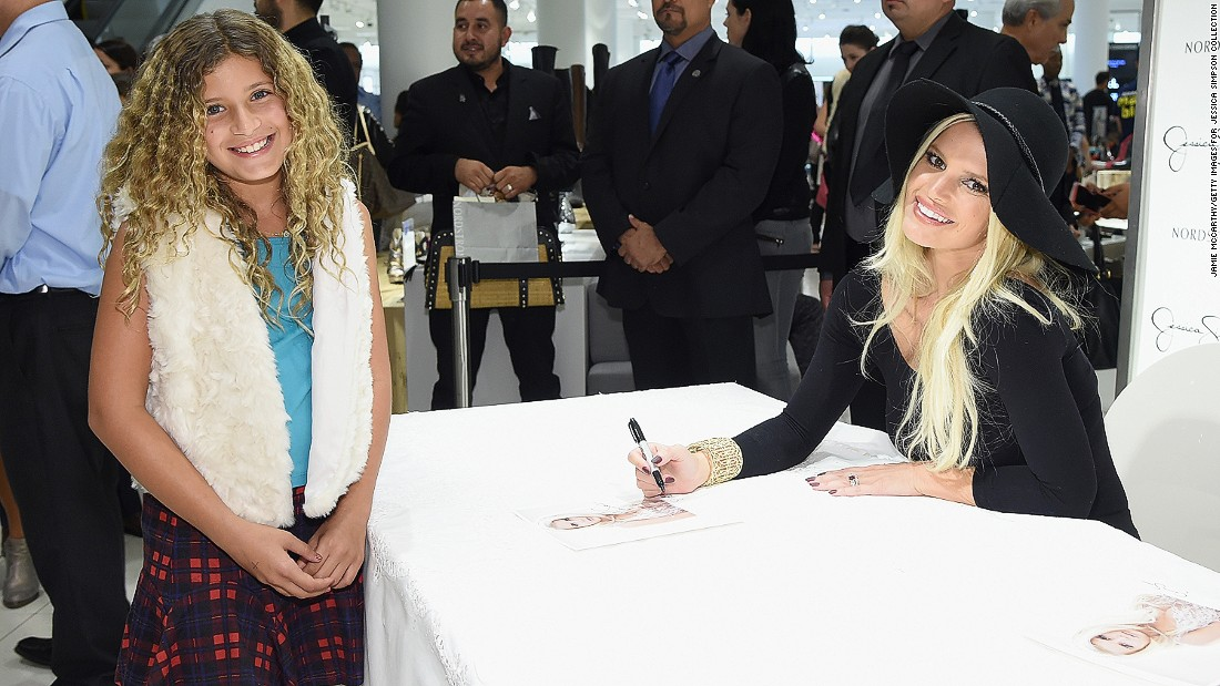 Jessica Simpson's eponymous clothing line, The Jessica Simpson Collection, is often sited as one of the most successful celebrity fashion lines. It started as a shoe range in 2006 for Nine West.