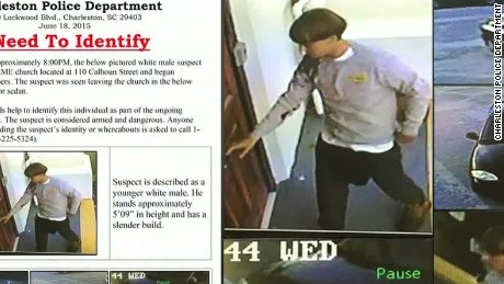 Who is church shooter Dylann Roof?