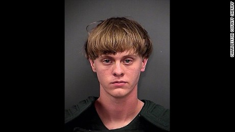 Video shows Charleston shooting suspect's arrest