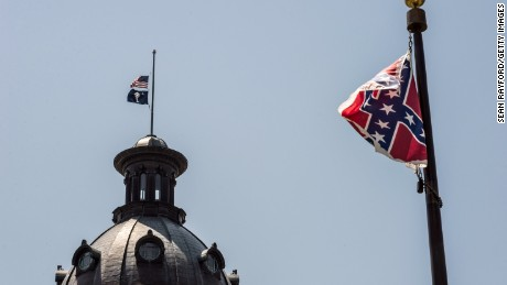 Should South Carolina take down Confederate flag?