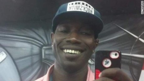 Friends of Tywanza Sanders: 'He was always smiling'
