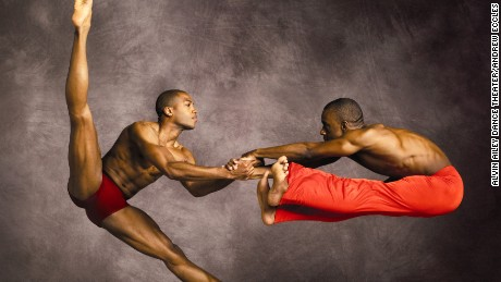 Alvin Ailey dancers have new mission after Ferguson