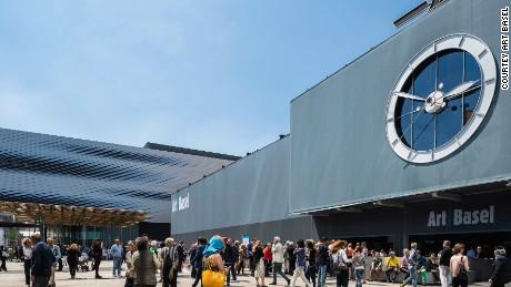 Herzog & de Meuron's aluminium-clad building design.