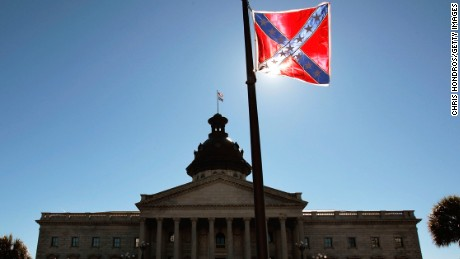 Confederate Flag 39 S Half Century At South Carolina Capitol Ends