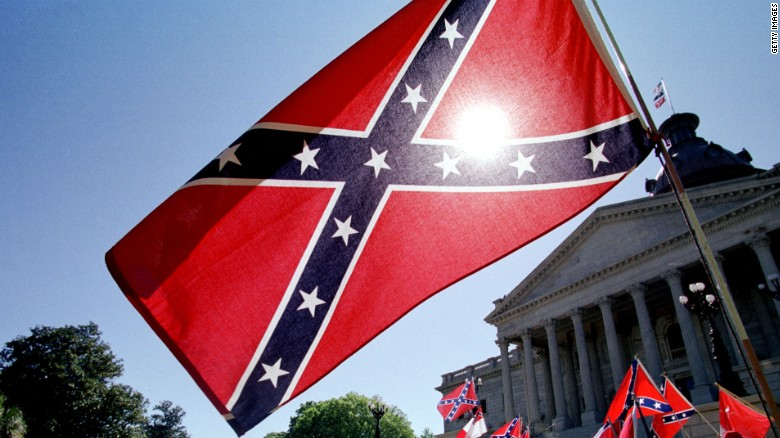 Should the Confederate flag still fly?