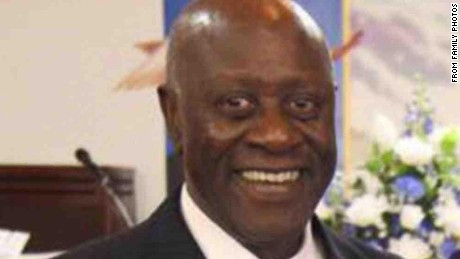 Family of slain Charleston pastor: It's all about love