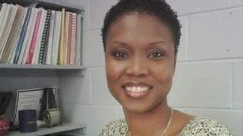 charleston shooting victim sharonda singleton remembered sot ac_00004119