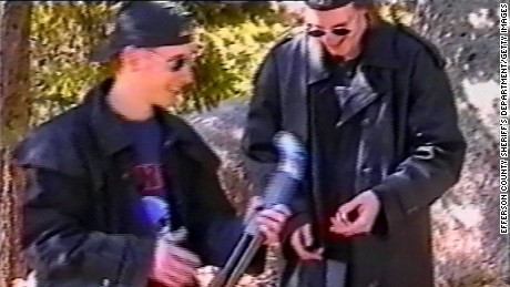 Dylan Klebold and Brooks Brown Rare Eric Harris essay Nazi Culture p    Columbine swastika