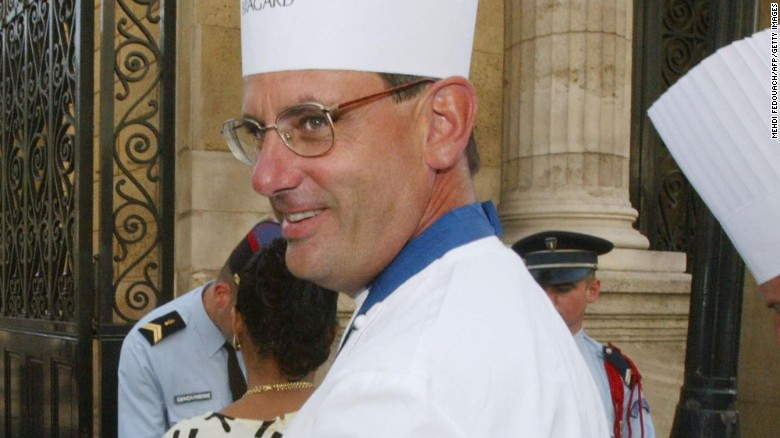 Former White House chef found dead