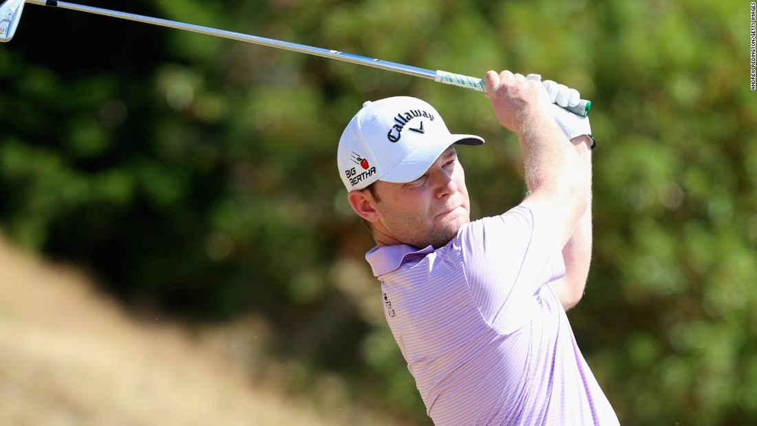 South African Branden Grace is one of the European Tour's current star names.