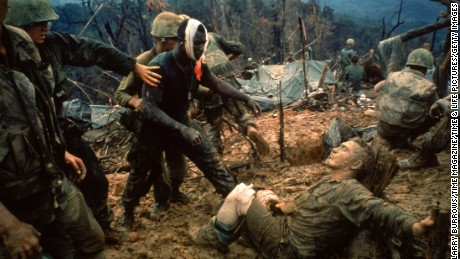 Iconic photos of the Vietnam War