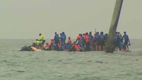 60 surfers set world record vo newday _00002121