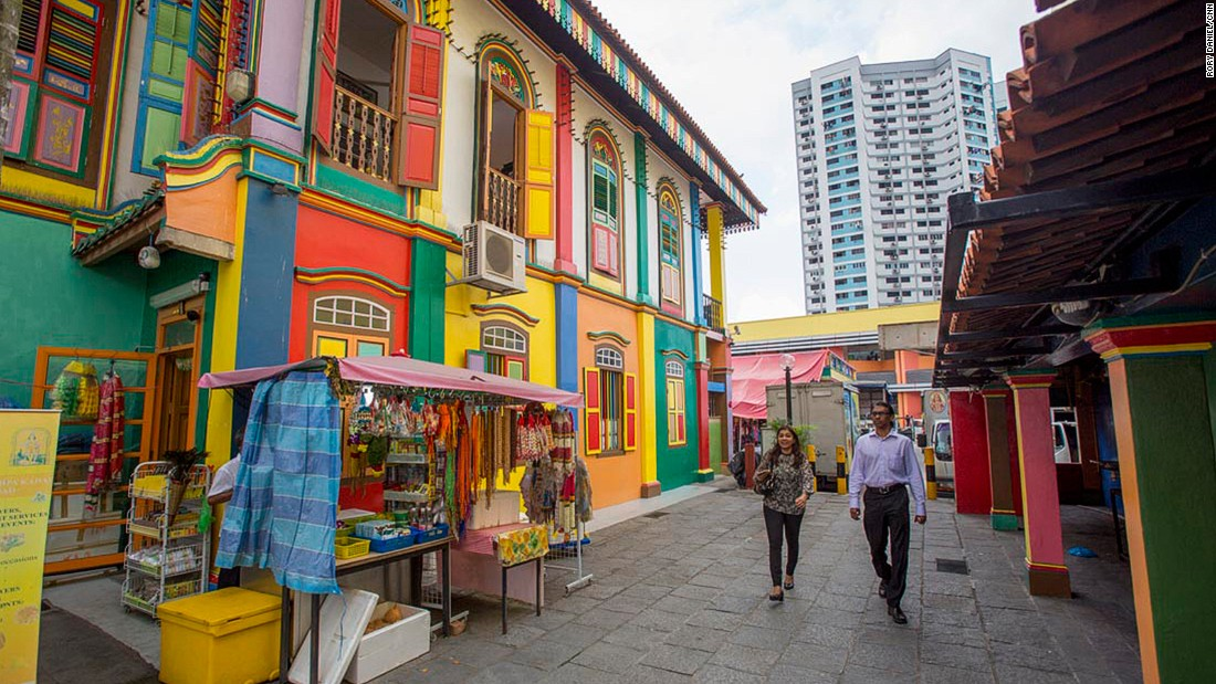 Singapore Wet Markets