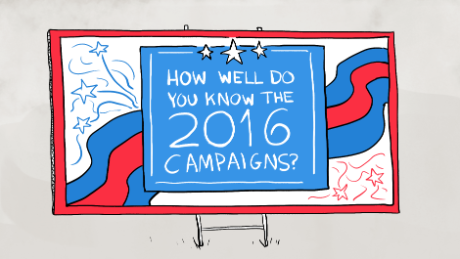 Do you know the campaign logo?