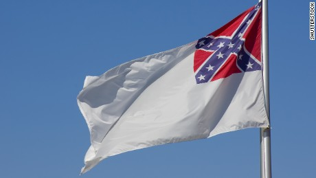"The second national flag of the Confederacy, used from 1863 to 1865, was known as the ""Stainless Banner."""