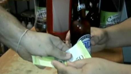venezuela beer shortage romo pkg_00020319