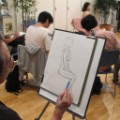 01  japan virgins sketching class 3