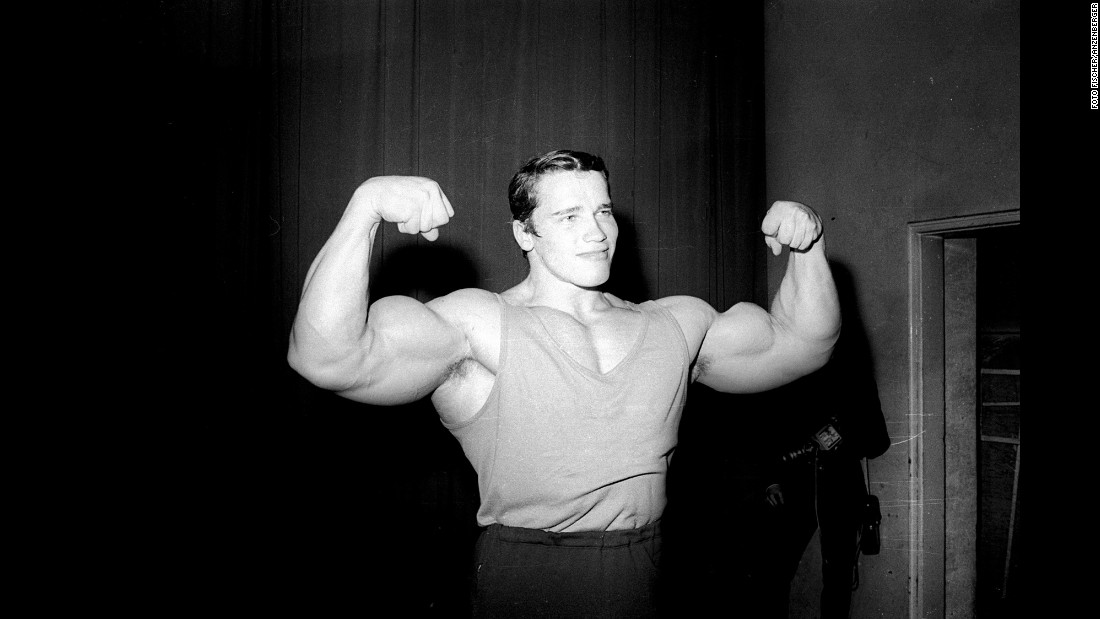 """A connoisseur of his own story,"" as one biographer described, Schwarzenegger said a turning point in his aspirations came when he saw a magazine cover featuring bodybuilder Reg Park in a Hercules film. ""It turned out that Hercules was an English guy who'd won the Mr. Universe title in bodybuilding and parlayed that into a movie career -- then took the money and built a gym empire,"" Schwarzenegger told Laurence Leamer, author of ""Fantastic: The Life of Arnold Schwarzenegger."" ""Bingo! I had my role model! If he could do it, I could do it. I'd win Mr. Universe. I'd become a movie star. I'd get rich."""
