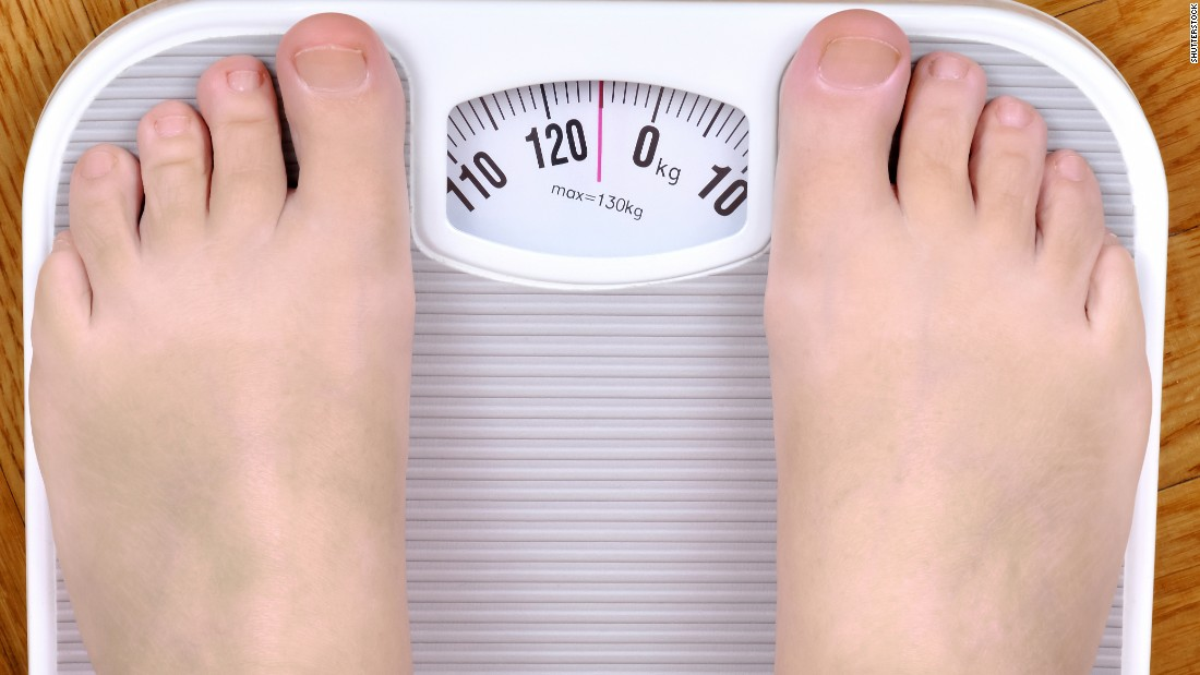 Image result for stepping onto the scale