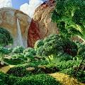 foodscapes carl warner- broccolli