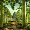 foodscapes carl warner- celery