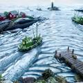 foodscapes carl warner-fishcape