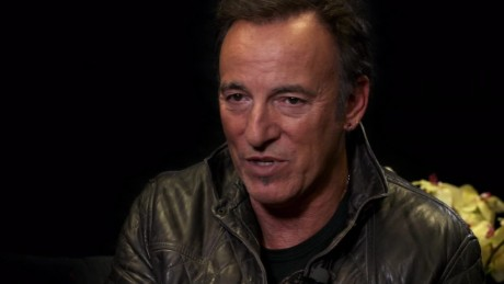 Springsteen on Alzheimer's: 'I've seen it in every stage'