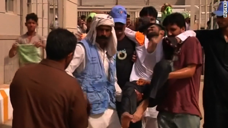 Pakistan heat wave kills hundreds
