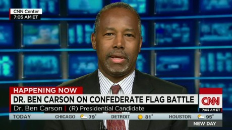 exp ben carson confederate flag new day_00005817