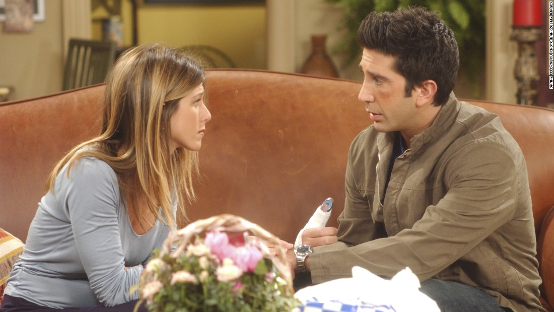 "Few sitcom couples have had the impact of Ross Gellar (David Schwimmer) and Rachel Green (Jennifer Aniston). Their romance was the major driving force behind the early success of ""Friends,"" solidifying NBC's dominance on Thursday nights in the 1990s. Ten wildly popular seasons meant that we saw them on again, off again and on again. Yes, they even had a child together."
