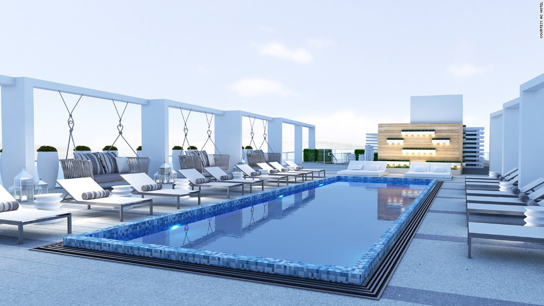 Ac Hotel Miami Beach 39 S Rooms Take Stylish Cues From The Fashion Houses