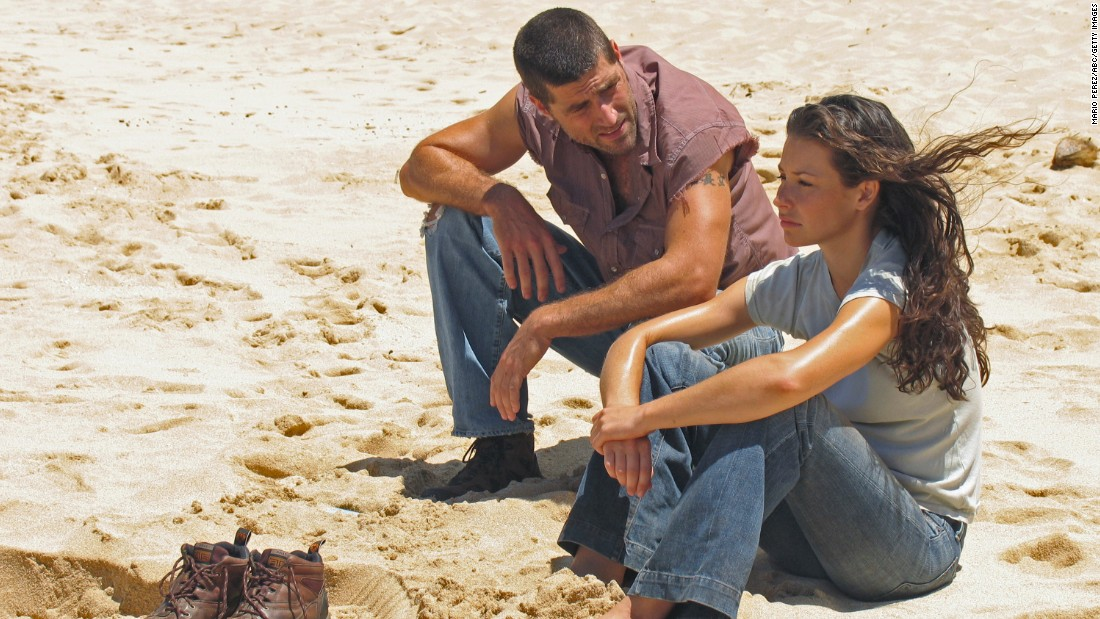 "The mysterious island from the hit drama could also wreak havoc to relationships as Jack Shephard (Matthew Fox) and Kate Austen (Evangeline Lilly) learned over six seasons of ""Lost."" They tried to make it work, but it wasn't to be."
