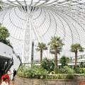 astana architecture tent interior