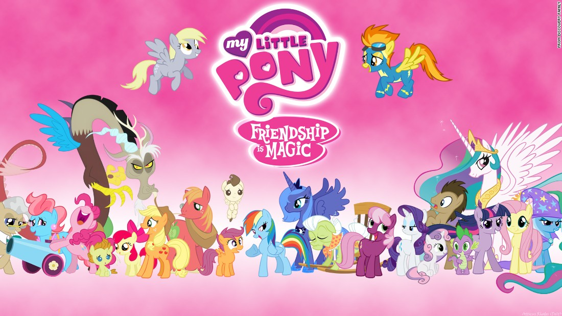 "<strong>""My Little Pony: Friendship Is Magic"" season 5</strong>: Go ahead, make fun of this long-running cartoon series. Its fans aren't just little girls but include men known as ""bronies."" Who wouldn't want to see Twilight Sparkle find a little love and happiness? <strong>(Netflix) </strong>"