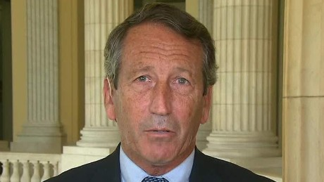 south carolina rep mark sanford reacts to confederate flag controversy bts ac _00001917