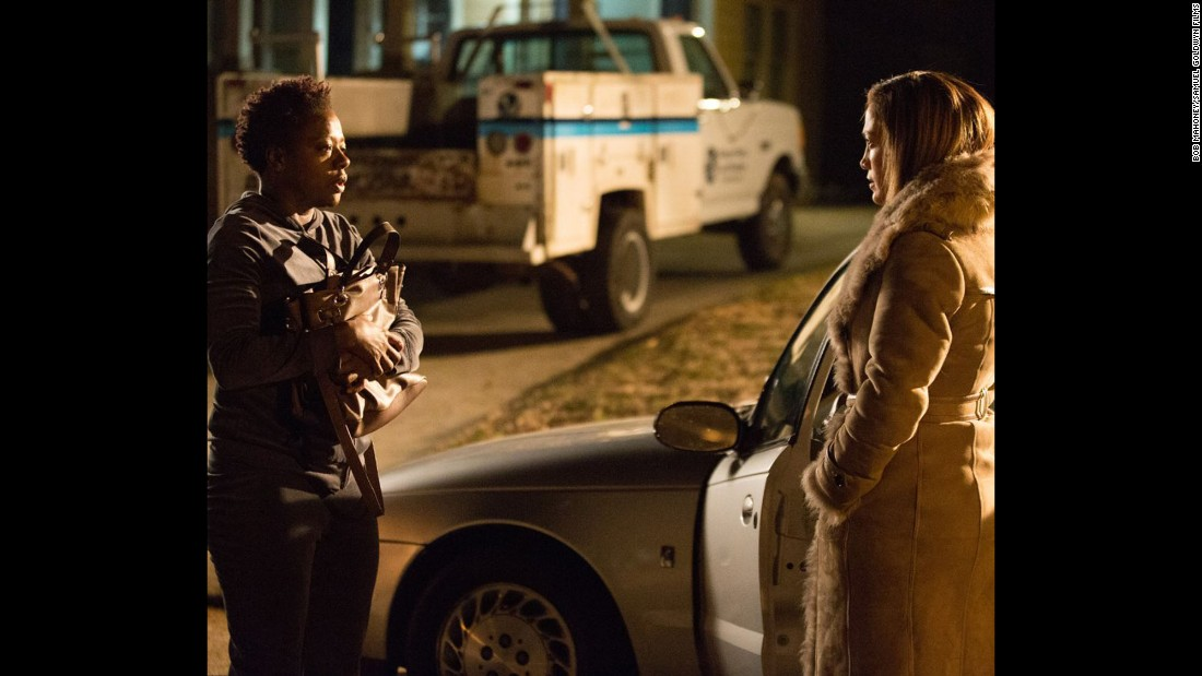 "<strong>""Lila & Eve"" (2015)</strong>: Viola Davis and Jennifer Lopez star as mothers who team up after they lose children to gun violence. <strong>(iTunes)</strong>"