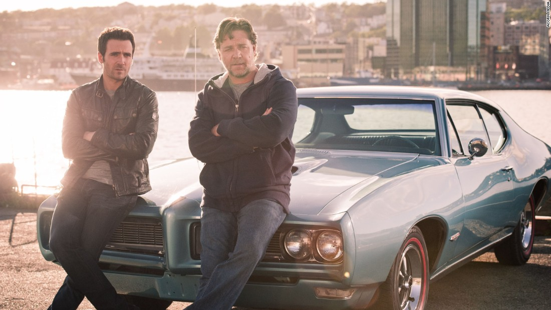"<strong>""Republic of Doyle"" season 3</strong>: Allan Hawco returns as Jake Doyle for an action-packed season. Guest stars include Russell Crowe and Kevin Durand. <strong>(Acorn) </strong>"